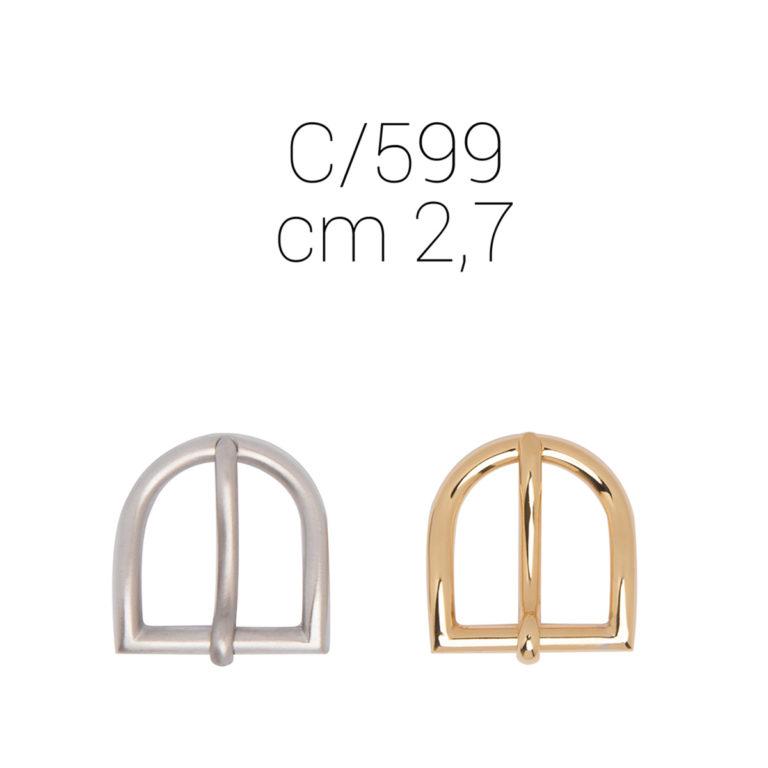 fibbia-modello-C-599