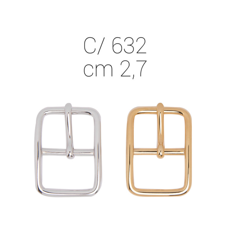 fibbia-modello-C-632